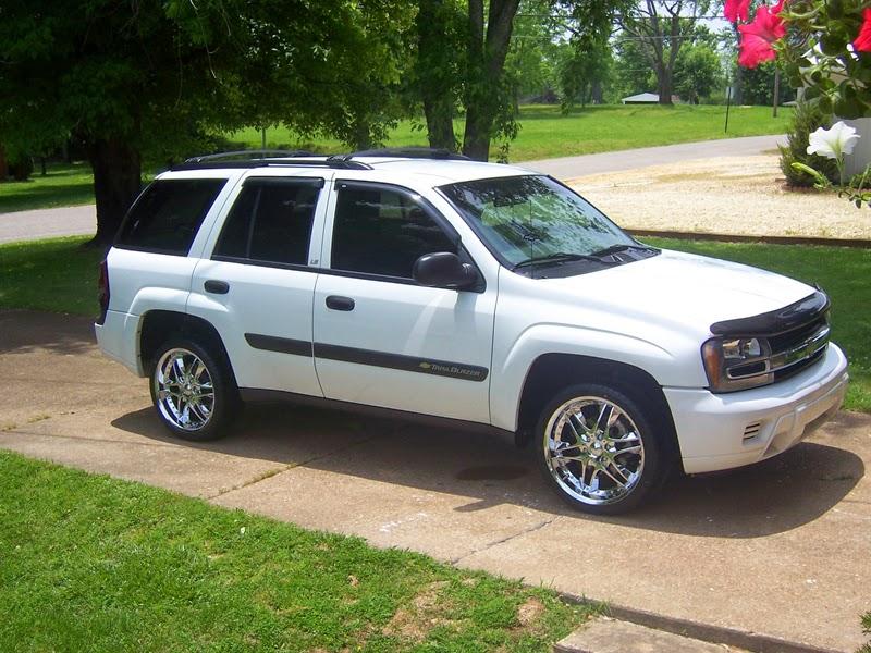 Modifikasi Mobil Chevrolet Trailblazer LS