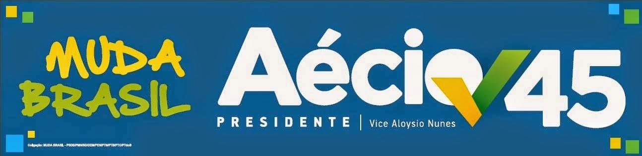 Acesse: MUDA BRASIL - Aécio Neves Presidente