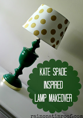 13 DIY Kate Spade Inspired Projects {rainonatinroof.com} #katespade #DIY