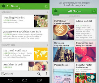 app android Evernote