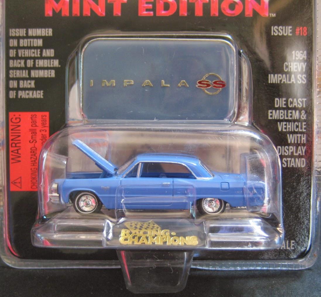 Humwheels Racing Champions 1964 Chevy Impala Ss 1957