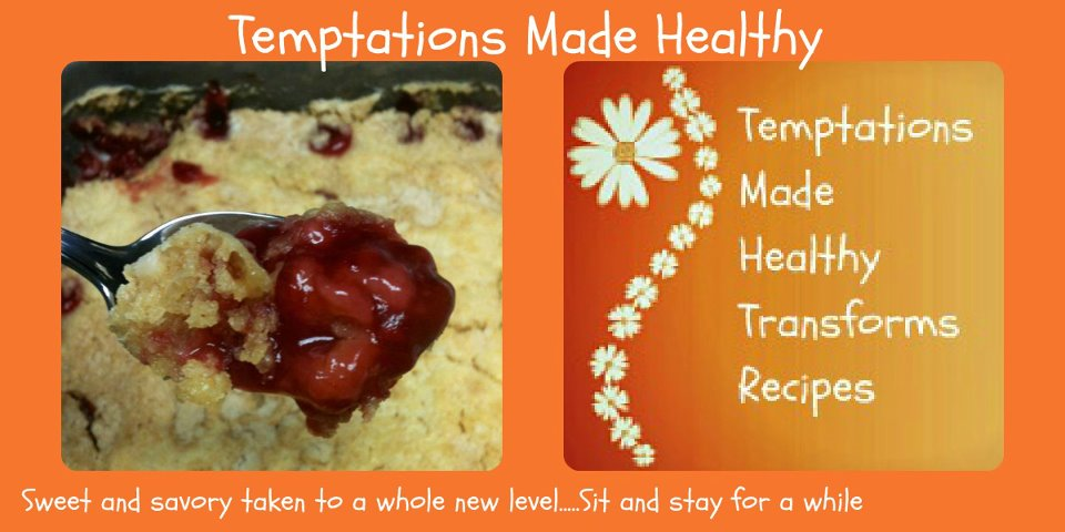 Temptations Made Healthy