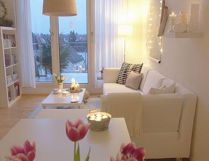 Deco salones peque os grandes espacios fitness chicness for Diferencia entre halla y living room