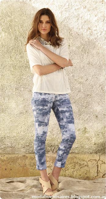 Julien primavera verano 2014. Pantalones.