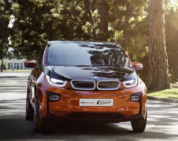 BMW i3 Coupe Concept | BMW i3 Coupe Specs | BMW i3 Concept | BMW i3 Coupe Video | BMW i3 Coupe Images | BMW i3 Coupe Features | Concept Cars | 2012 LA Auto Show