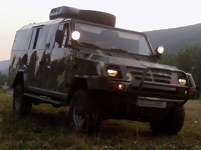 Romanian Car  ARO Dragon image