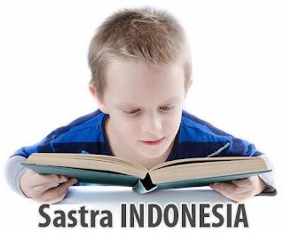 Periode Angkatan Sejarah, Unsur, Nilai, dan Parafrasa Sastra Indonesia