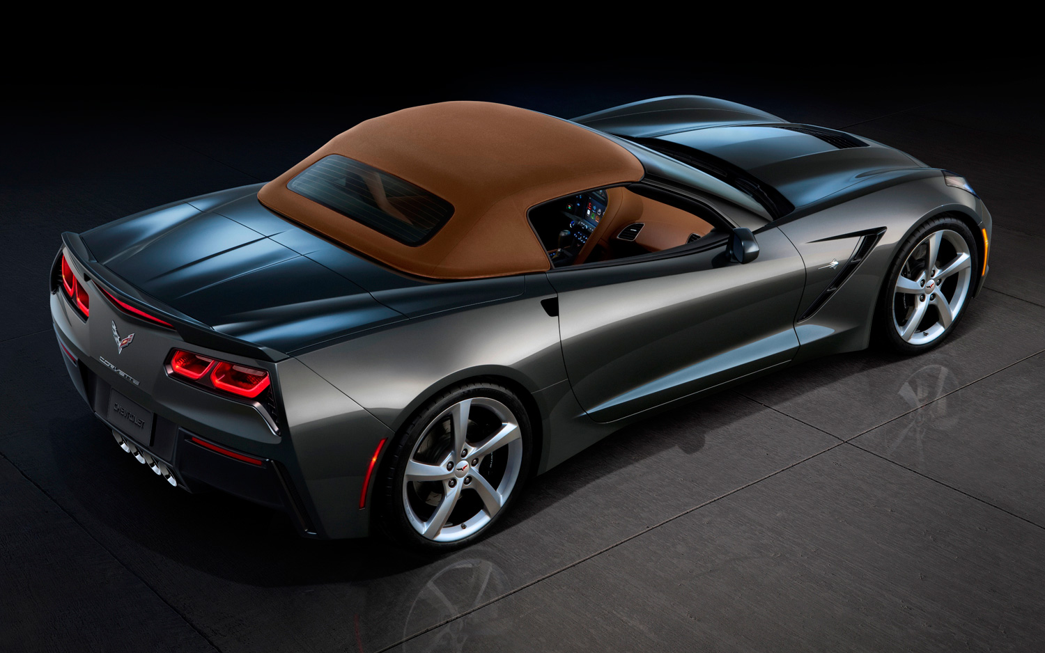 first look2014 chevrolet corvette convertible new cars reviews. Cars Review. Best American Auto & Cars Review