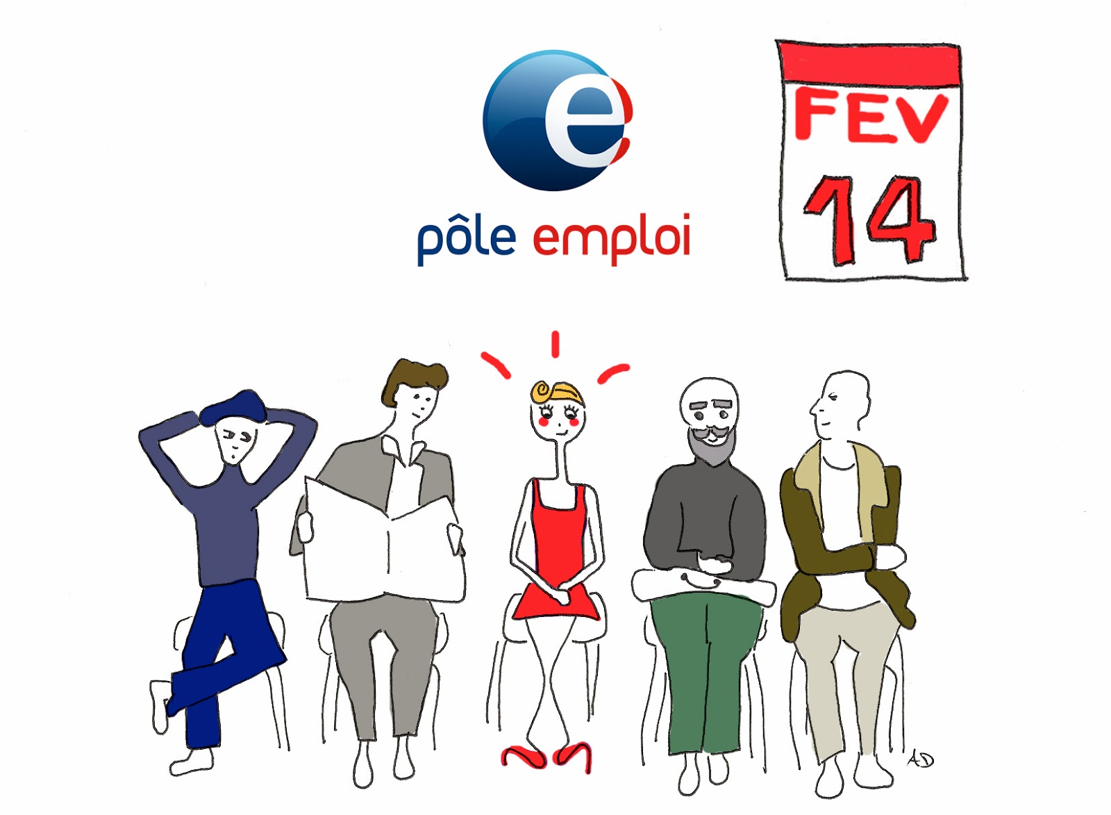 Saint Valentin Pole emploi Meetic