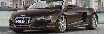 Audi R8 Spyder Fotos
