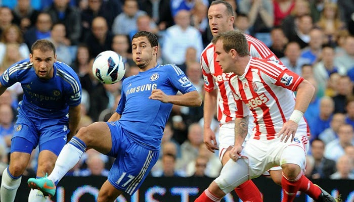 Chelsea vs Stoke City en vivo