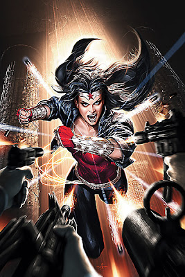 Wonder Woman (DC Comics) Character Review - Scary Action