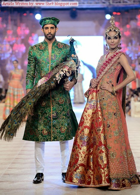 Bridal Collection in PFDC