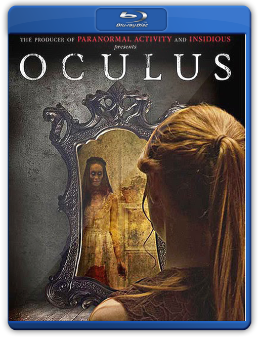 Oculus El Espejo Del Mal Bluray