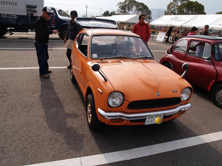 Honda Z, kei car, mały samochód,  ホンダ, 日本車, チューニングカー, スポーツカー