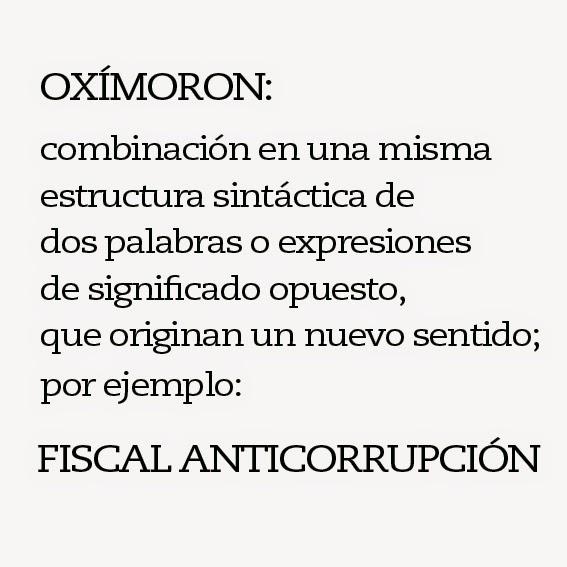 """""""Fiscal"""",""""anticorrupción"""",""""Caso Gürtell"""",""""Caso Noos"""", """"Pedro Horrach"""",""""Juez Ruz"""",""""CGPJ"""",""""RAE"""",""""corrupción"""",""""oxímoron"""""""