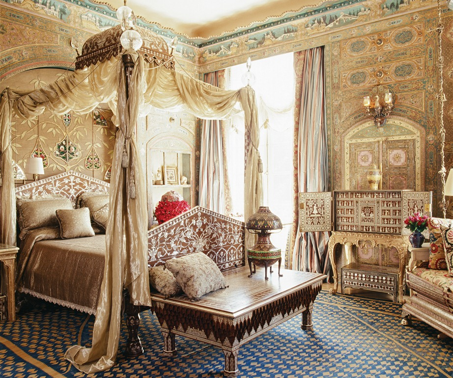 Loveisspeed Style Doyenne Ann Getty Throws Open The Doors To Her Treasure Filled San