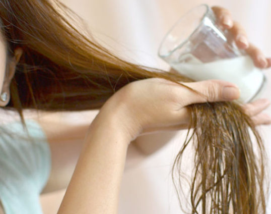 Как сделать чтобы волосы были уложенными 694