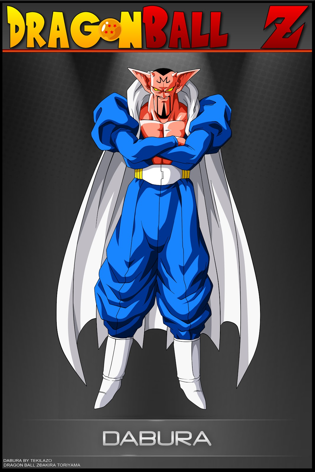 Dragon ball z wallpapers dabura - Dragon bale z ...