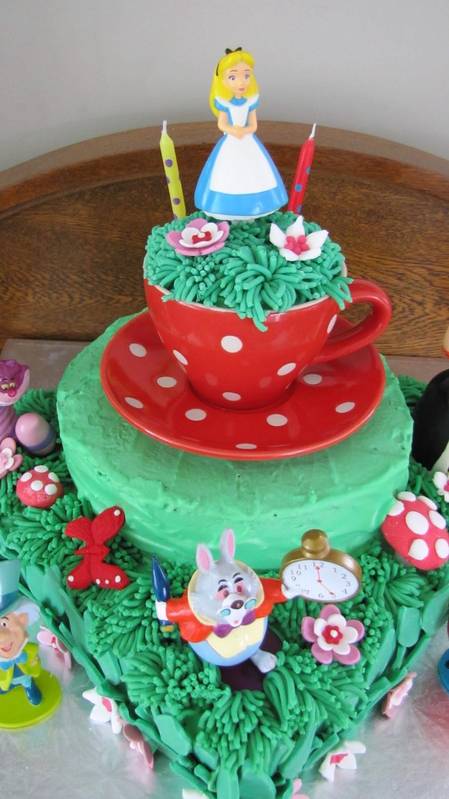 Mad Hatter Birthday Cake Uk