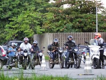 Momentos do curso prático PROJAC e PORTO SEGUROS SEGUROS, Sipat 2013