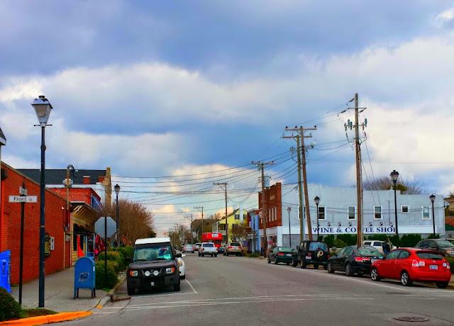 Historic Beaufort, N.C.