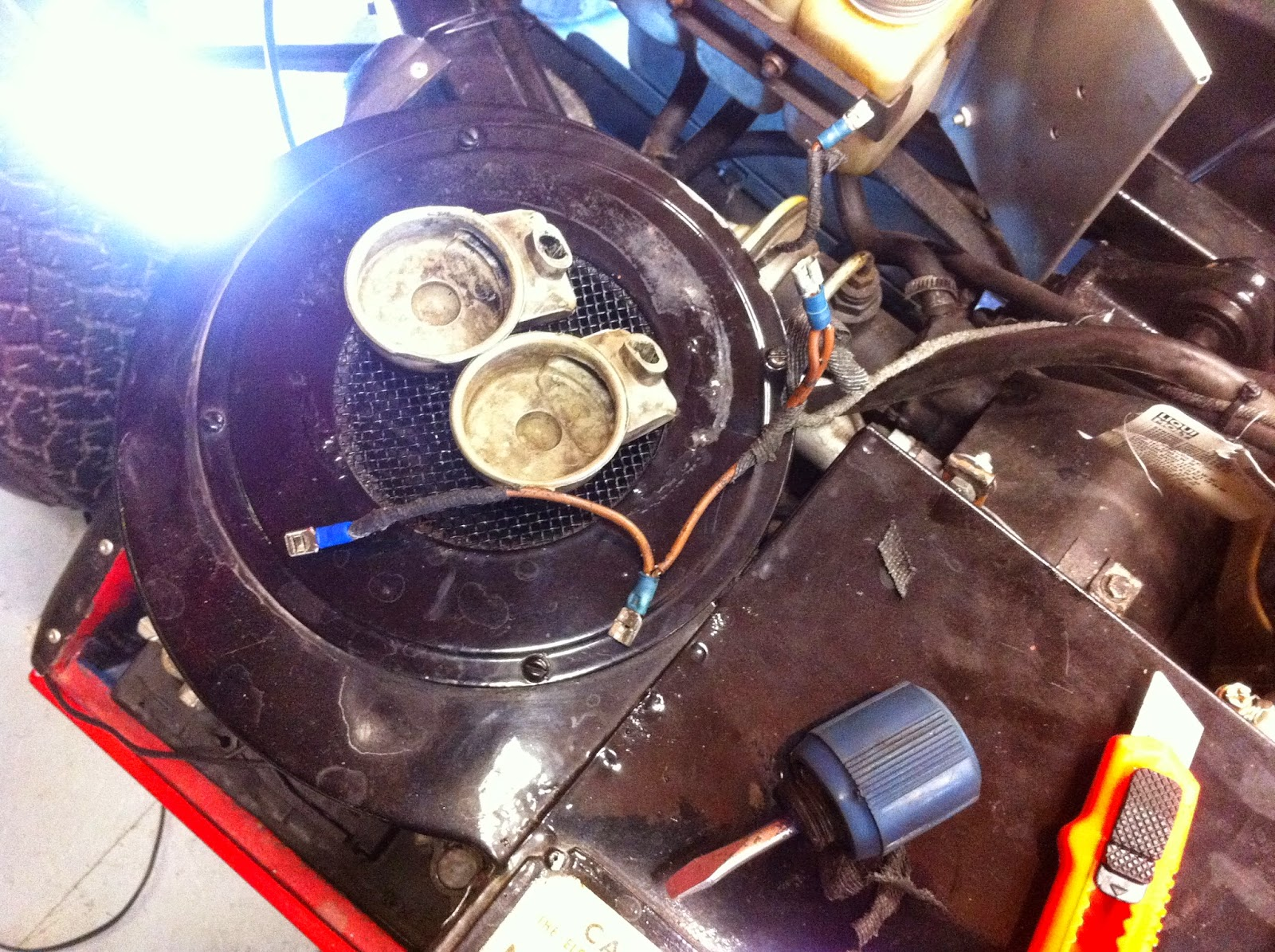 Restaurierung Jaguar E-Type Serie 1.5 OTS 1968: 03.05.2015 Der ...
