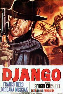 Italiensk poster for Django (1966)