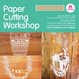 Washi + Papercutting Workshops!
