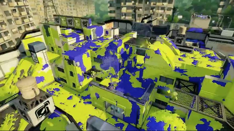 world o nintendo what do you think splatoon stages