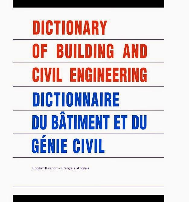 Dictionnaire du batiment et du genie civil ebook for Dictionnaire architecture et construction