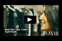 Video de mi estilismo para HyM y Harpers Bazaar: