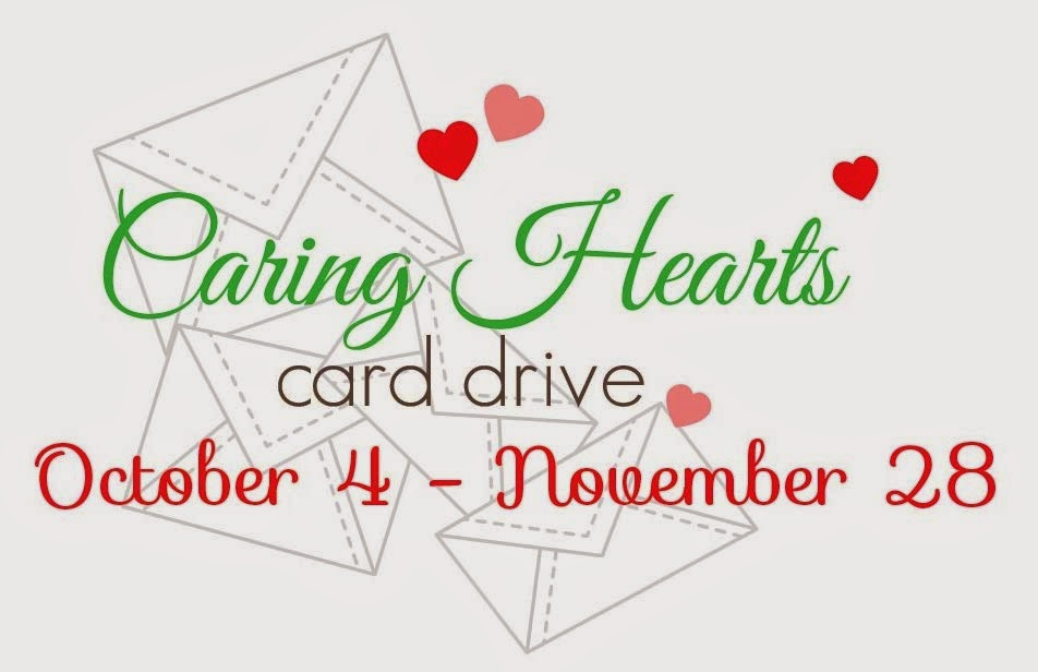 CARING HEARTS CARD DRIVE 2014