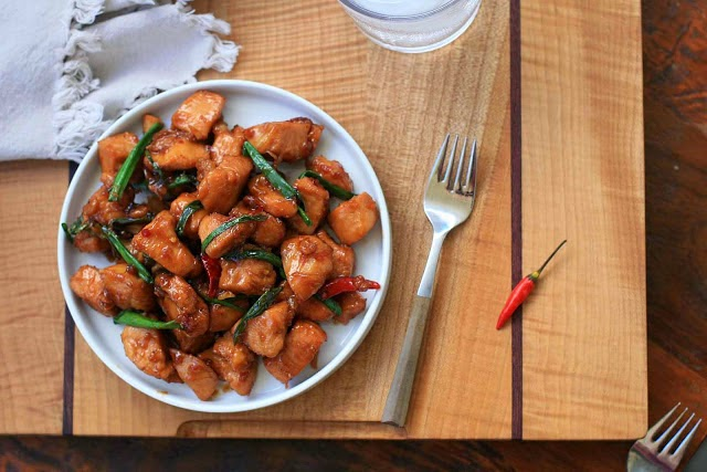 Caramelized Spicy Chicken 2 | Vietnamese Recipes