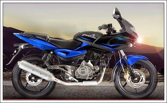 Bajaj Pulsar 200F Price