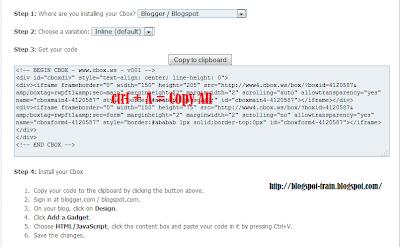 Increase Traffic With Blogwalking Widget