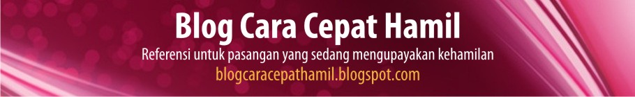 Blog Cara Cepat Hamil