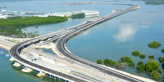 Kedepan Bakal makin banyak jalan tol yang bisa dilewati motor