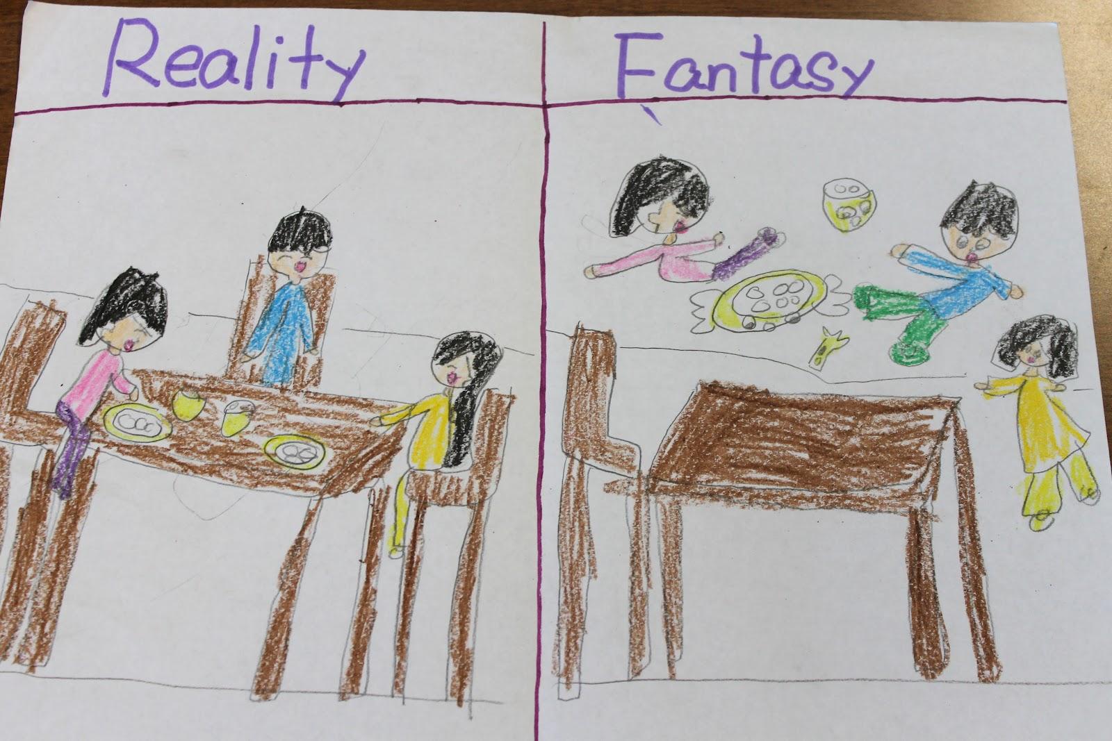 Luckeyfrogu0026#39;s Lilypad: Reality vs. Fantasy