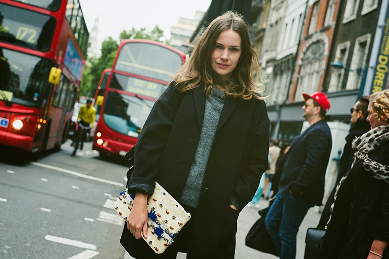 You Are The Style Street Style London Fashion Week Ss14