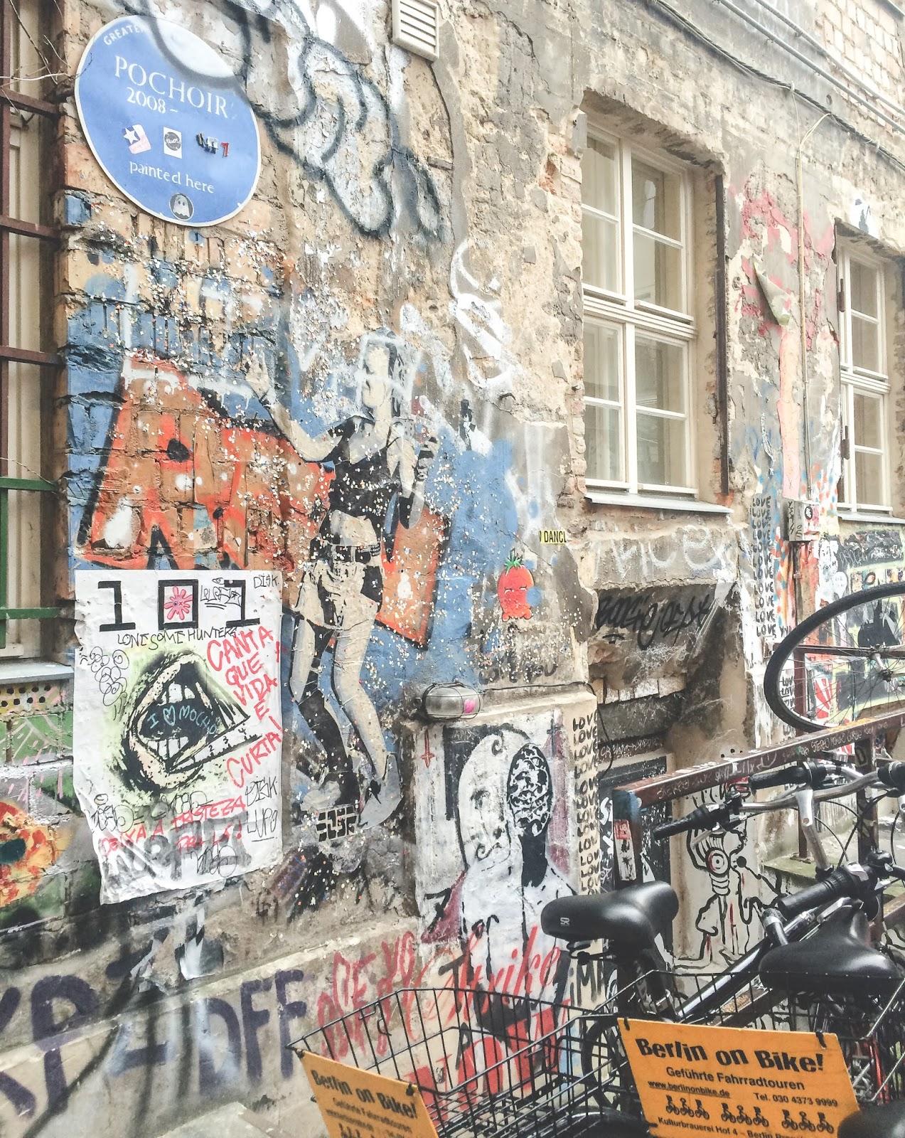 Hackesche Höfe, Berlin