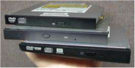 CD/DVD-RW Optical Drive