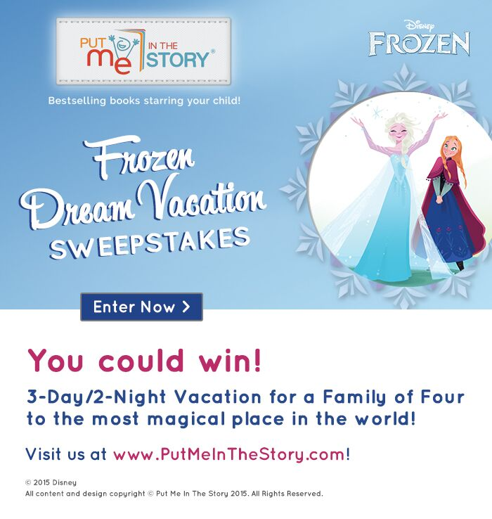 Enter to Win a Family Trip to Orlando!