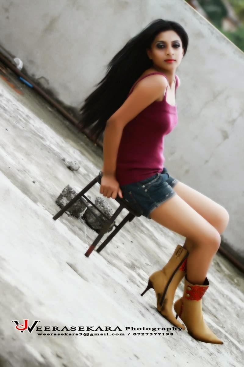 Ish Ya mini shorts