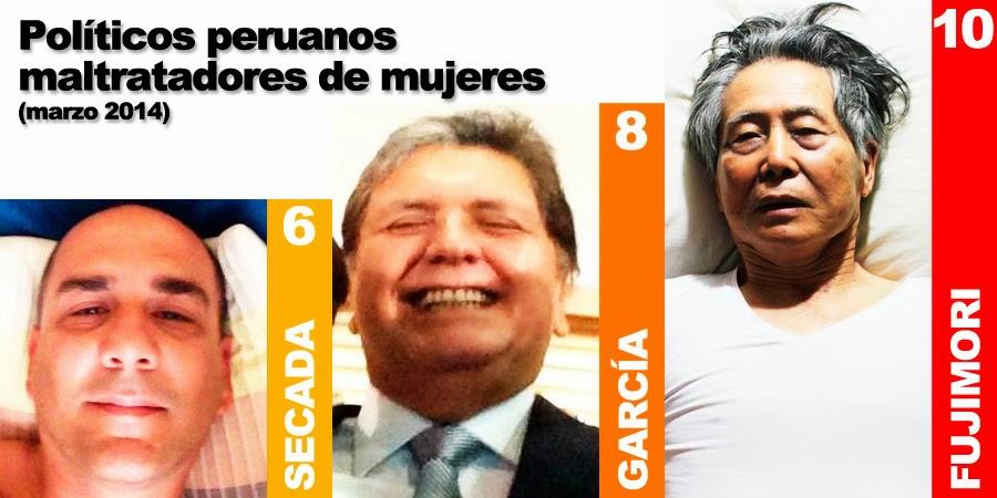 Nking pol ticos peruanos maltratadores de mujeres