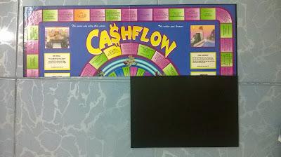Board game cashflow (bàn chơi)