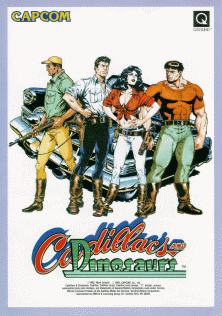 Download Mustafa PC Game Cadillacs and Dinosaurs