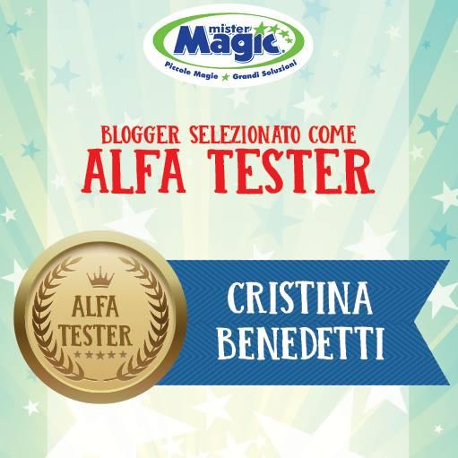 Alfa Tester Mister Magic