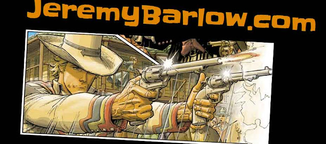 Interviewed: JEREMY BARLOW