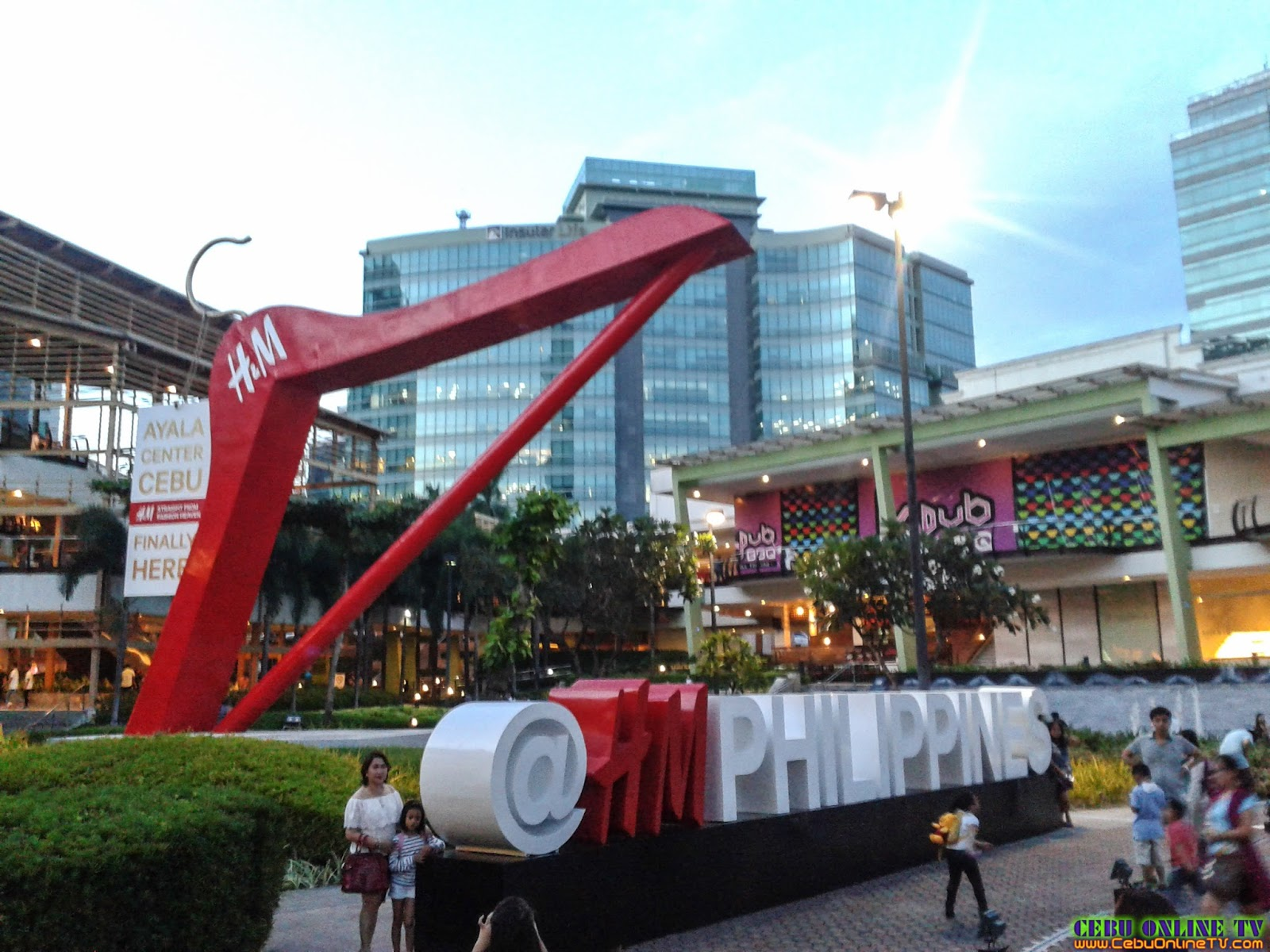 H&M Ayala Center Cebu